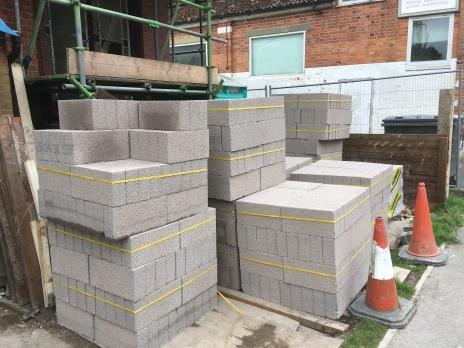 concrete blocks 3fd